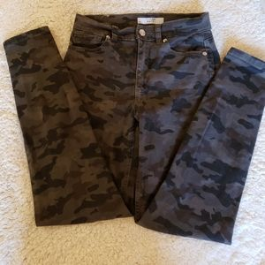 ❤Camouflage jeans/ Dynamite/Kate